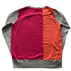 Turo by Vince Camuto Colour Block Sweater